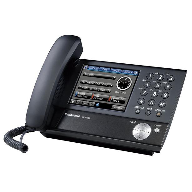 фото Телефон системный Panasonic KX-NT400RU