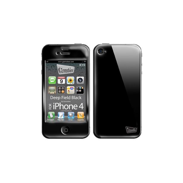 фото Наклейка 3D для iPhone 4G Gizmobies Deep Field