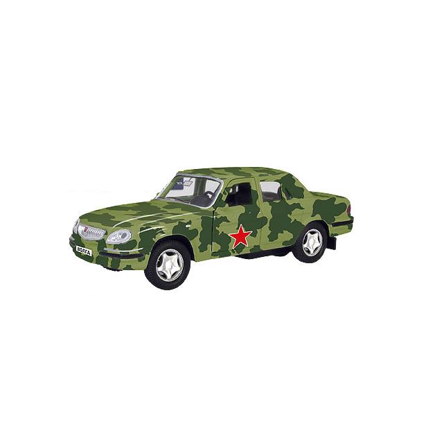 фото Модель автомобиля AUTOTIME ГАЗ-31105 Волга «Армейская»