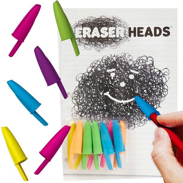 фото Набор ластиков Mustard Eraser Heads