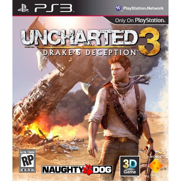 фото Игра для ps3 SONY Uncharted 3. Иллюзии Дрейка. Издание Игра Года