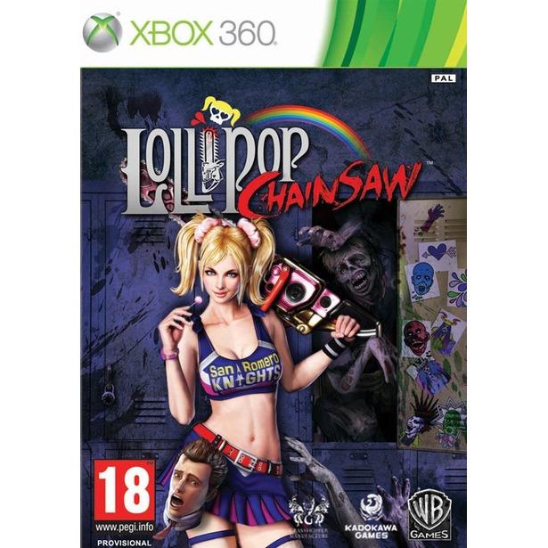 фото Игра для Xbox 360 Microsoft Lollipop Chainsaw (rus sub)