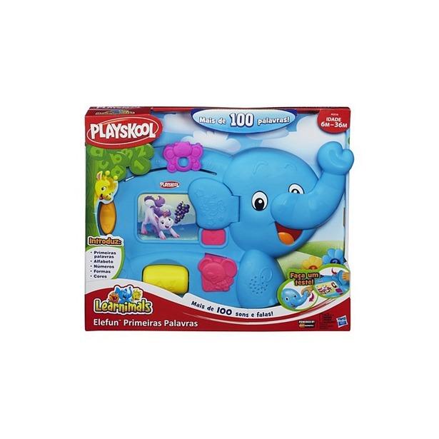 фото Обучающая игрушка Hasbro «Слоник»