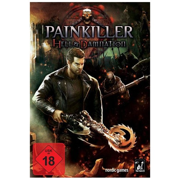 фото Игра для PS3 Painkiller: Hell & Damnation