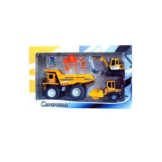фото Набор игровой для мальчиков Cararama Construction Set-1