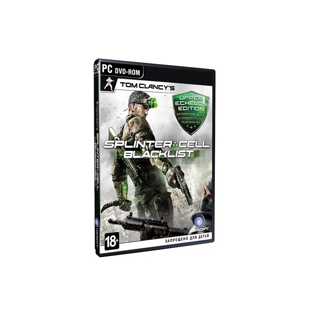 фото Игра для PS3 Tom Clancys Splinter Cell Blacklist Upper Echelon Edition