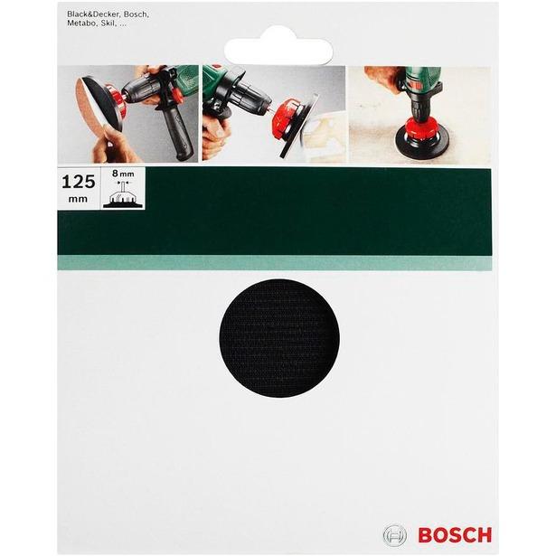 фото Тарелка опорная для шлифовальных листов Bosch 2609256354
