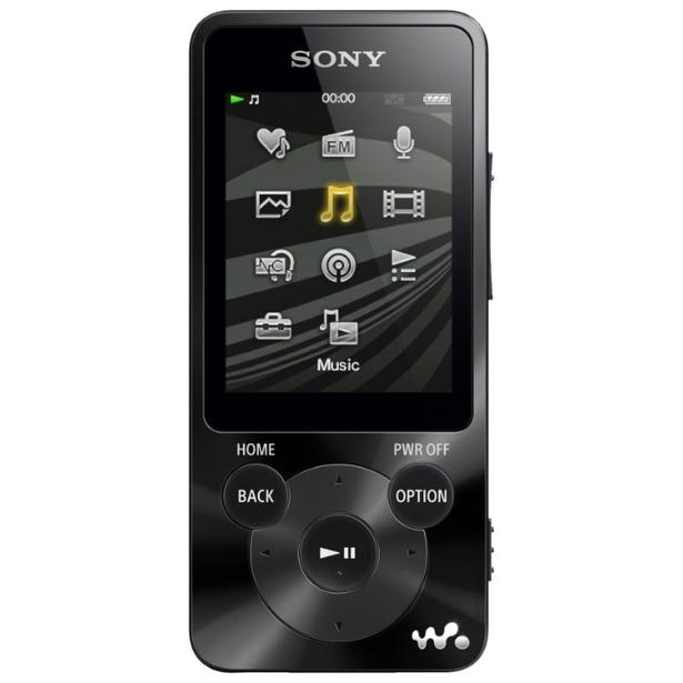 фото MP3-плеер SONY NWZ-E584