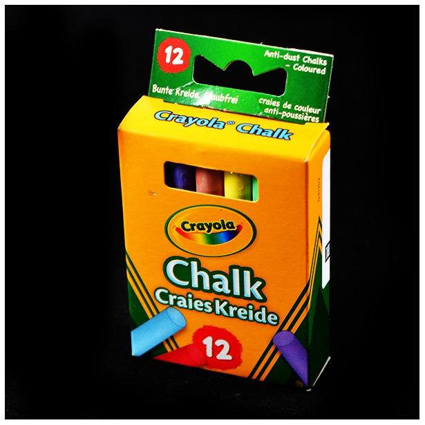 фото Набор мелков Crayola Chalk