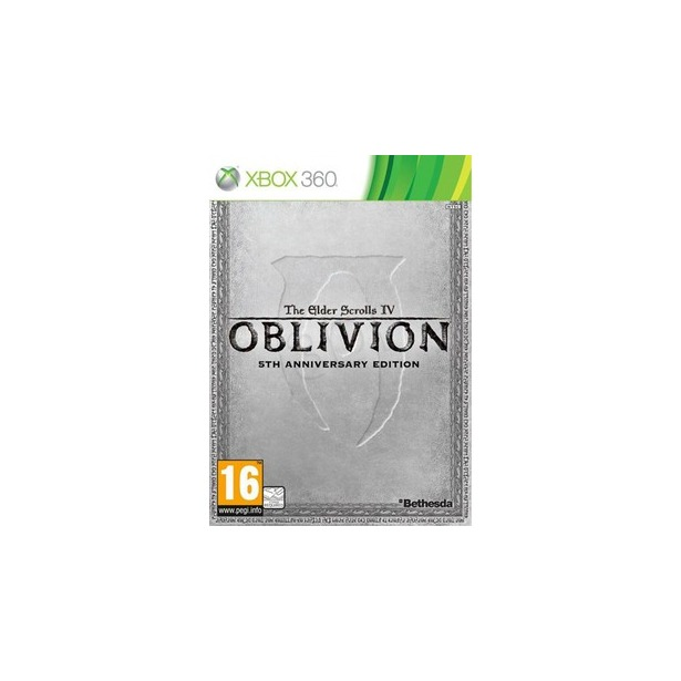 фото Игра для xbox 360 Microsoft Elder Scrolls IV: Oblivion 5th Anniversary Edition