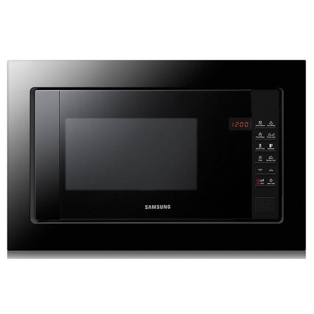 фото Микроволновая печь встраиваемая Samsung FW-77SR. Цвет: черный