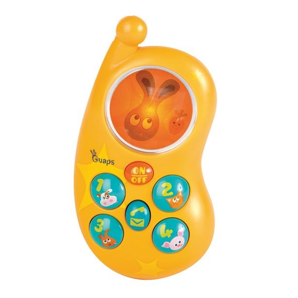 фото Интерактивная игрушка Ouars Бани-фон