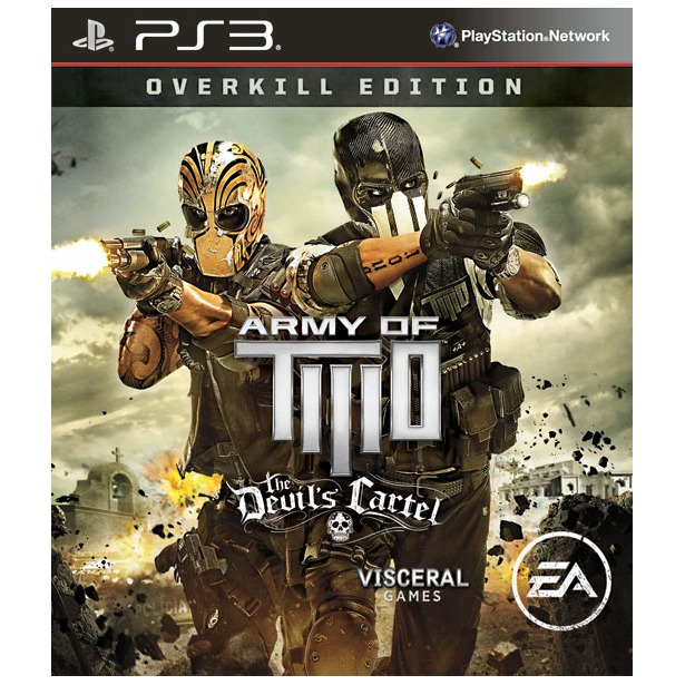 фото Игра для ps3 SONY Army of Two: The Devil's Cartel. Overkill Edition (eng)