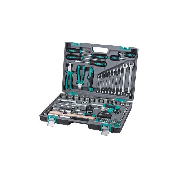 фото Набор инструментов STELS: 98 предметов в кейсе
