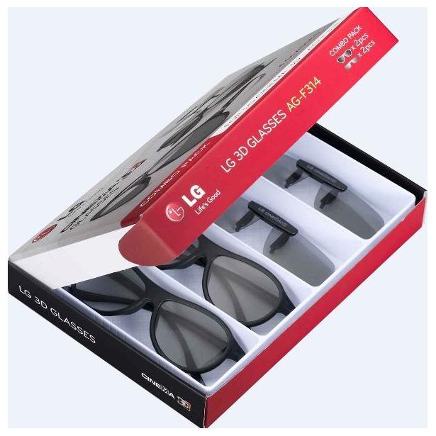 фото Очки 3D LG AG-F314