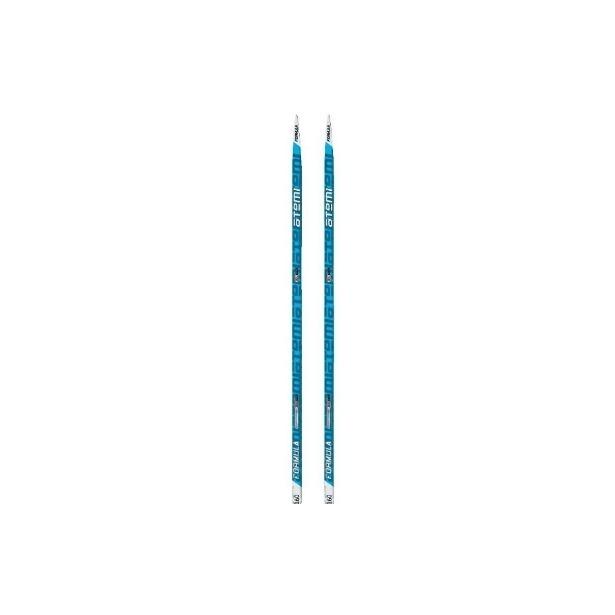фото Лыжи беговые ATEMI Formula 2012 STEP. Цвет: синий. Ростовка: 100 см