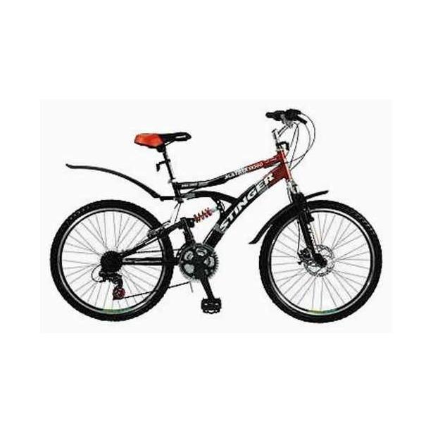 фото Велосипед горный Stinger Х26870 Matrix SX200 24