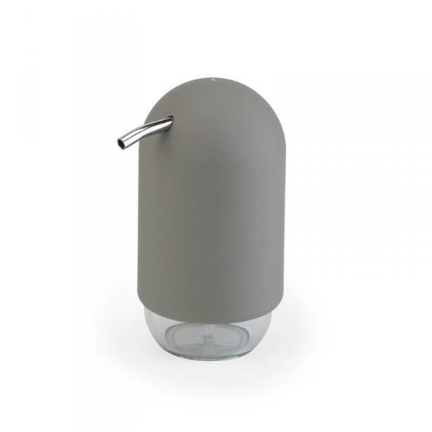 фото Диспенсер для мыла Umbra Touch. Цвет: серый