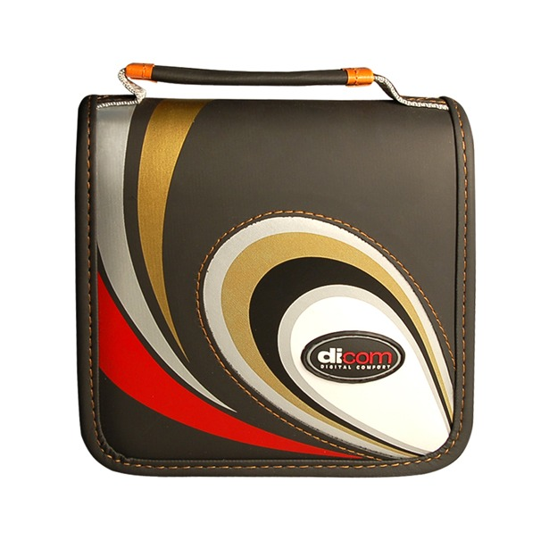 фото Сумочка для CD-дисков Dicom SU40 Sport Union