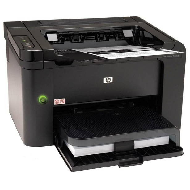 фото Принтер HP LaserJet Pro P1606dn