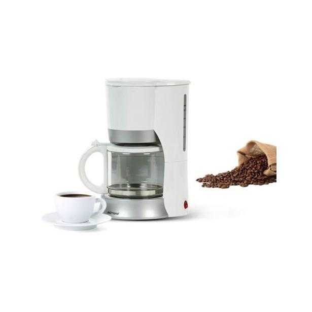 фото Кофеварка Delimano Clarity Coffee Maker White