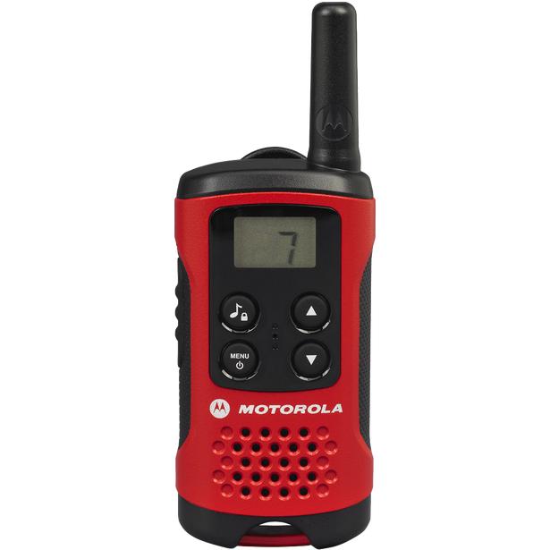 фото Комплект раций Motorola TLKR T40