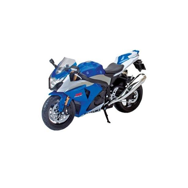 фото Модель мотоцикла AUTOTIME Suzuki GSX R1000. В ассортименте