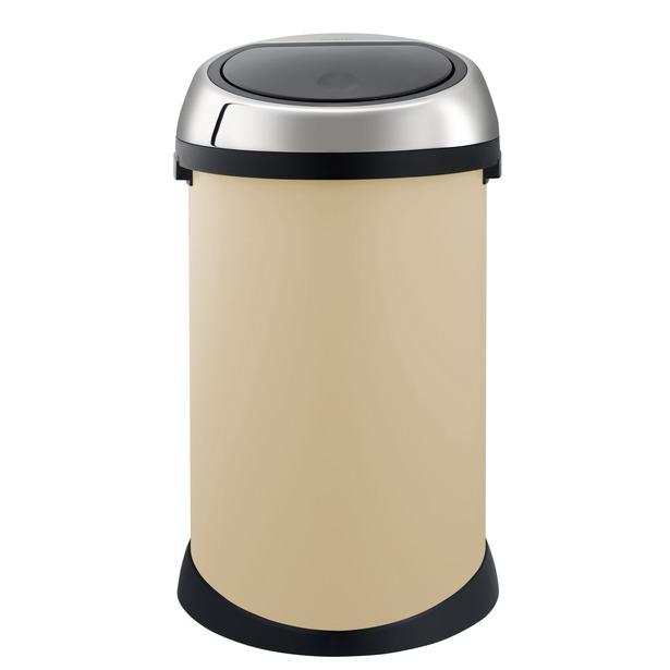 фото Бак для мусора Brabantia Touch Bin. Объем: 50 литров