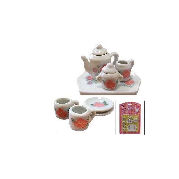 фото Набор посуды для детей МАРУСЯ Нежные цветы
