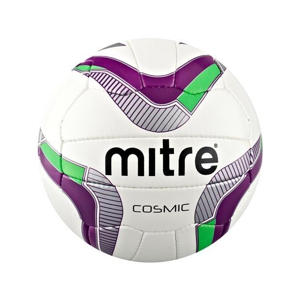 фото Мяч футбольный Mitre Cosmic 18P BB8016