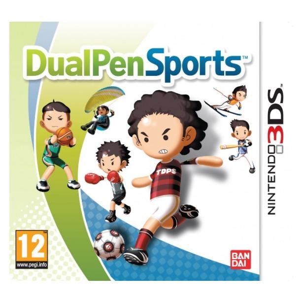 фото Игра для Nintendo 3DS DualPenSports (eng)