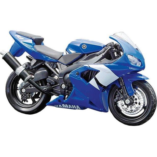 фото Модель мотоцикла 1:18 Bburago Yamaha Roasd Star