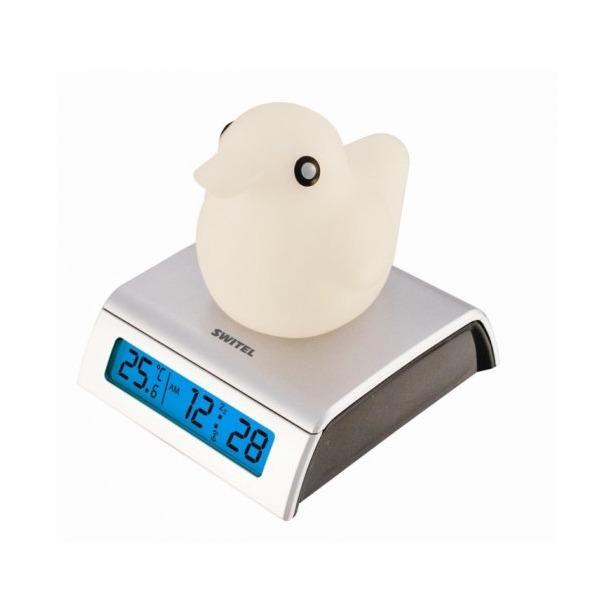 фото Термометр-часы светящийся Switel BC150