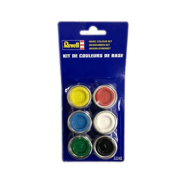 фото Базовый набор красок Revell