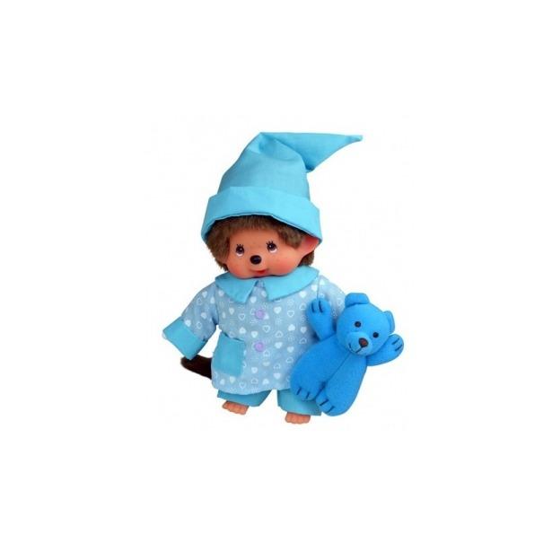 фото Мягкая игрушка Sekiguchi Мальчик в пижамке