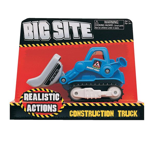 фото Трактор с ковшом Keenway «Construction»