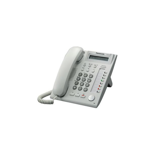 фото Телефон системный Panasonic KX-DT321RU