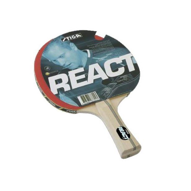 фото Ракетка для настольного тенниса Stiga React WRB