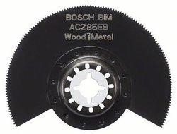 фото Диск пильный сегментированный Bosch BIM ACZ 85 EB