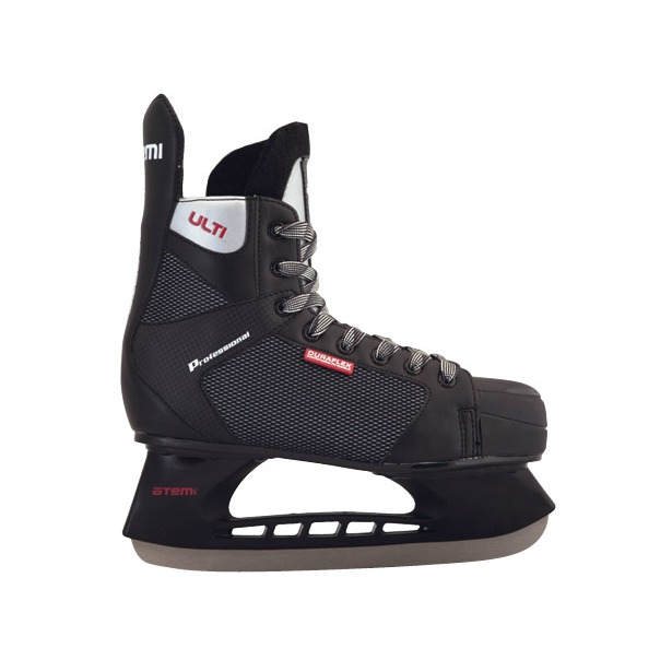 фото Коньки хоккейные ATEMI ULTI Black. Размер: 34