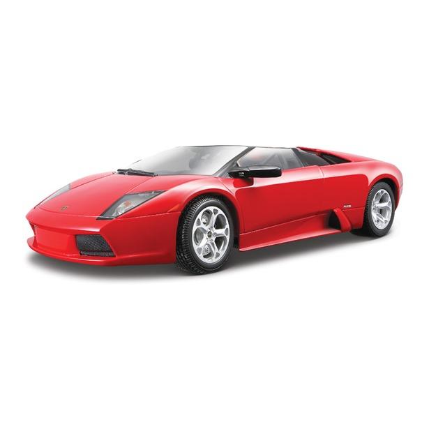 фото Модель автомобиля 1:18 Bburago Lamborghini Murcielago Roadster. В ассортименте