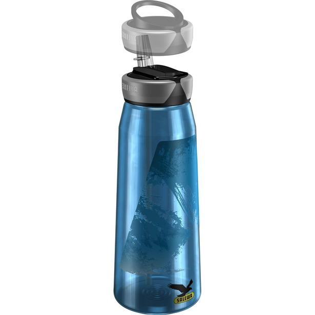 фото Фляга спортивная Salewa Runner Bottle. Цвет: синий. Объем: 1 л
