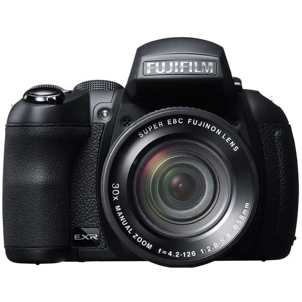 фото Фотокамера цифровая Fujifilm FinePix HS25EXR