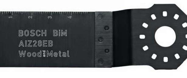 фото Полотно пильное погружное Bosch BIM AIZ 28 EB