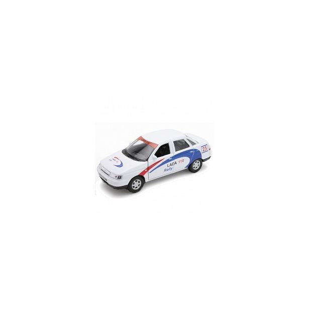 фото Модель машины 1:34-39 Welly Lada 110. Rally. В ассортименте