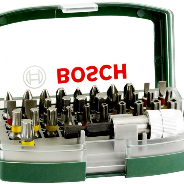 фото Набор бит Bosch Colored Promoline 2607017063