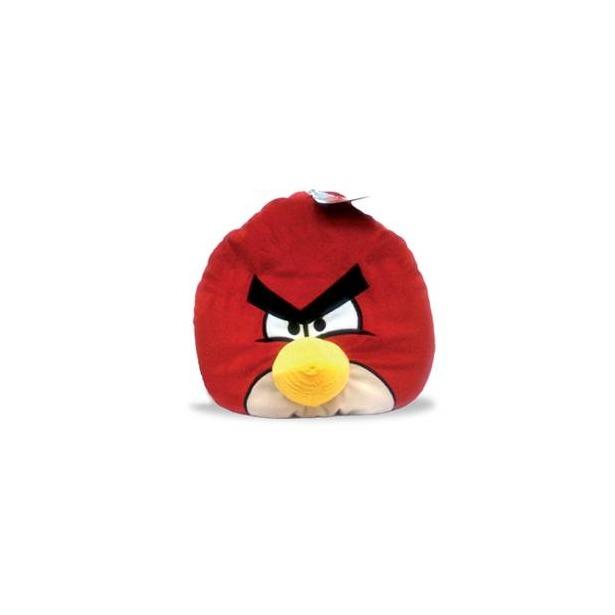 фото Подушка-игрушка декоративная Angry Birds Red bird