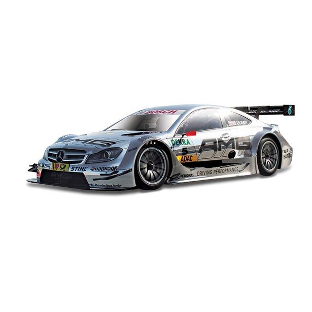 фото Модель автомобиля 1:32 Bburago DTM-Mercedes AMG C-Coupe