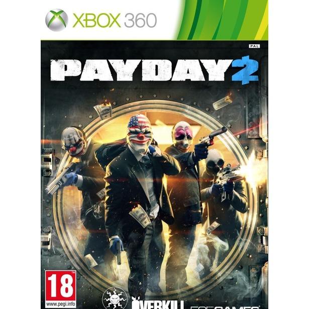 фото Игра для Microsoft Xbox 360 Payday 2 (eng)