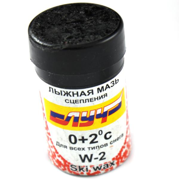 фото Мазь лыжная синтетическая Луч W-2